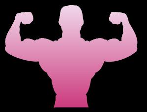 Spänn biceps !