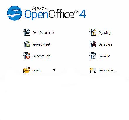 """1: """"Apache Open Office"""": Med detta enastående program kan du ordbehandla, genom att klicka på """"Text document"""", du kan rita, genom att klicka på """"Drawing"""", - men du kan också utföra matematiska uträkningar, använda kalkylprogram, göra presentationer, utforma en databas, och tillverka reklamblad, - alltså alla tänkbara saker som man kan behöva i ett bra kontorsprogram !"""