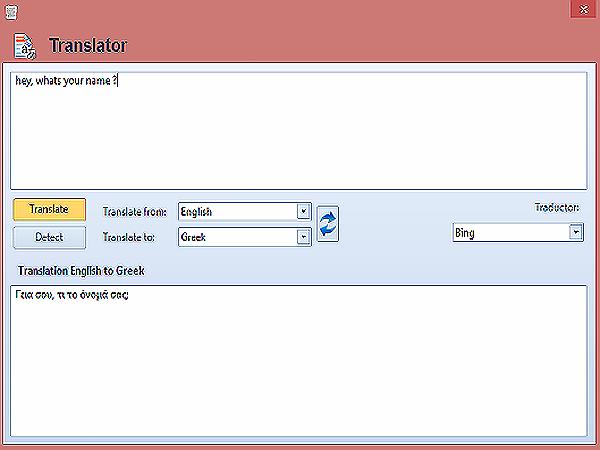 """Det finns även en mycket praktisk funktion för översättning, i programmet """"Cribr""""."""
