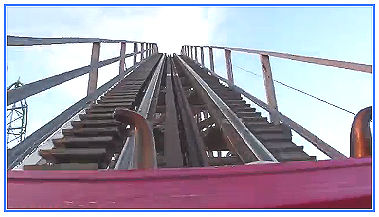 """El Toro"" på nöjesparken Six Flags"