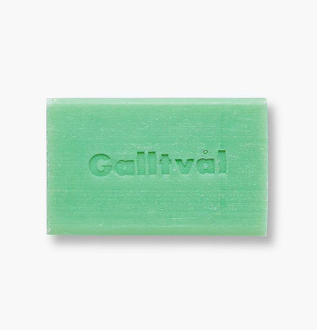Firm ecological Gall soap