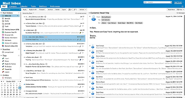 Problems with emails that disappears
