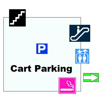 Cart parking